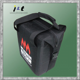 heavy-duty buckle-zipper type thermal/cooler for food delivery