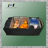 quality car trunk/boot organizer with thermal/cooler bag